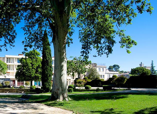 Parc Clinique psychiatrique Belle Rive