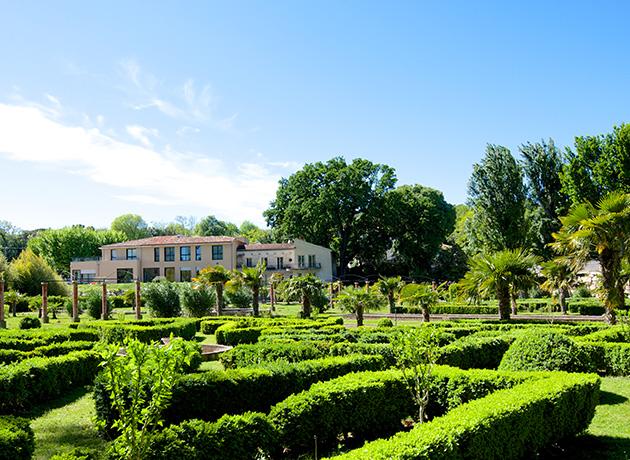 Parc et jardins Clinique Belle Rive