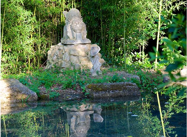 Jardin japonais Belle Rive