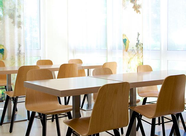 Lounge Clinique Belle Rive
